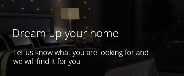 Dream up your Home