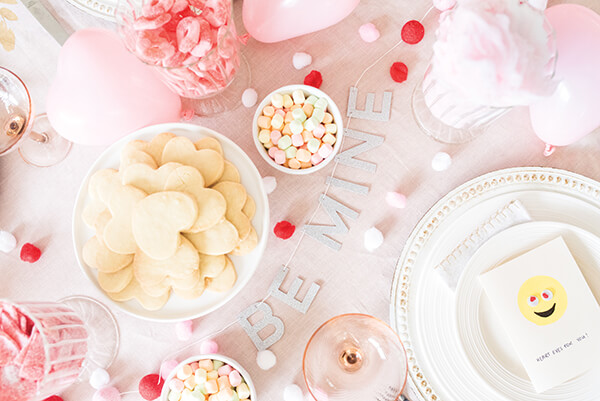 Throwing a Galentine's Day Party