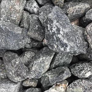 Black Grey Granite